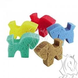 Esponjas con forma de caballo