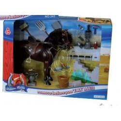 Estuche caballo grande