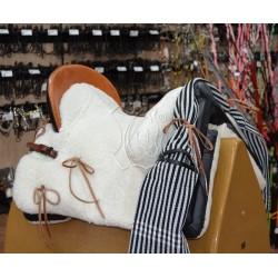 Silla vaquera mixta Trapío