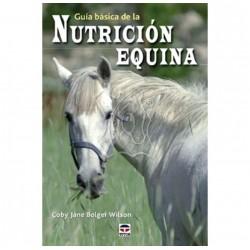 Guía básica nutrición equina