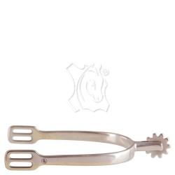 Espuela recta 12 puntas BR