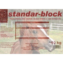 Piedra mineral standar