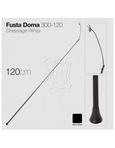 FUSTA DOMA  NEGRO 120cm