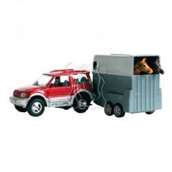 Juguete coche Jeep Van